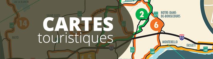 Cartes touristiques